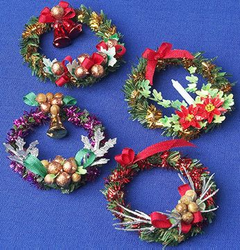 Door Wreath - Handcrafted