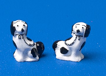 Staffordshire Dogs (pair)