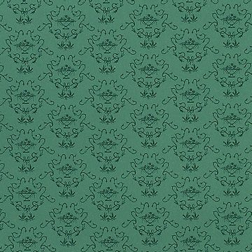 wallpaper dark green. Wallpaper - Bettiscombe dark