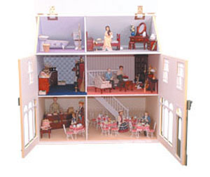 Dolls Houses Shops Arkwrights Shop Kit Dolls House