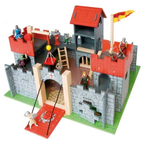 Toy Castles For Toddler Boys : Dolls houses something for the boys camelot
