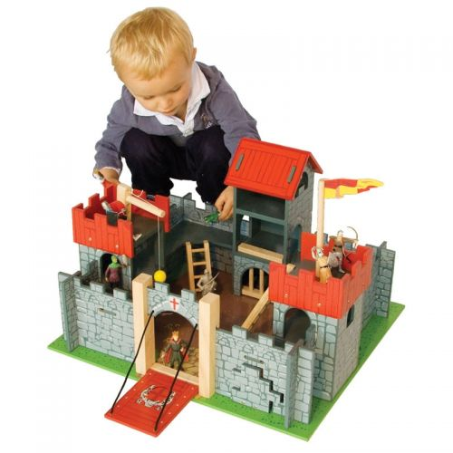 Toy Castles For Boys : Dolls houses something for the boys camelot