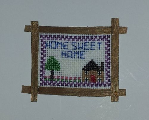 Home Sweet Home Sampler (Hand Stitched)