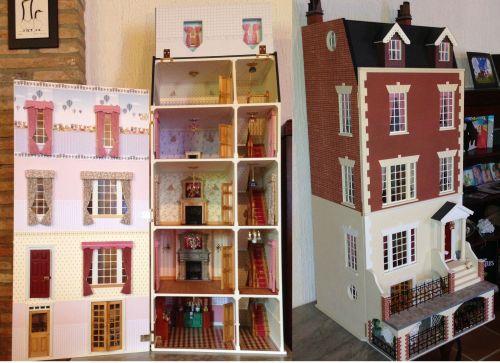 Dolls Houses Houses Laurels Dolls House Kit