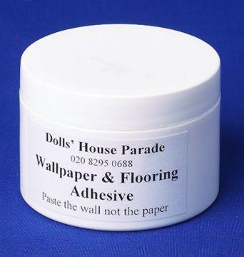Diy Adhesives Wallpaper Paste Ready Mixed Dolls